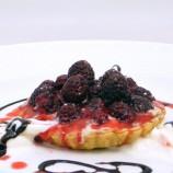 Tartaleta de Moras y Frambuesas