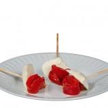 Pinchito de Mozzarella con Pimiento
