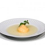 Crema de Melón con Mango