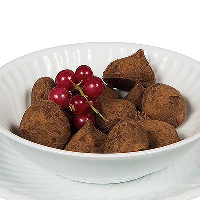 Higos Secos con Chocolate